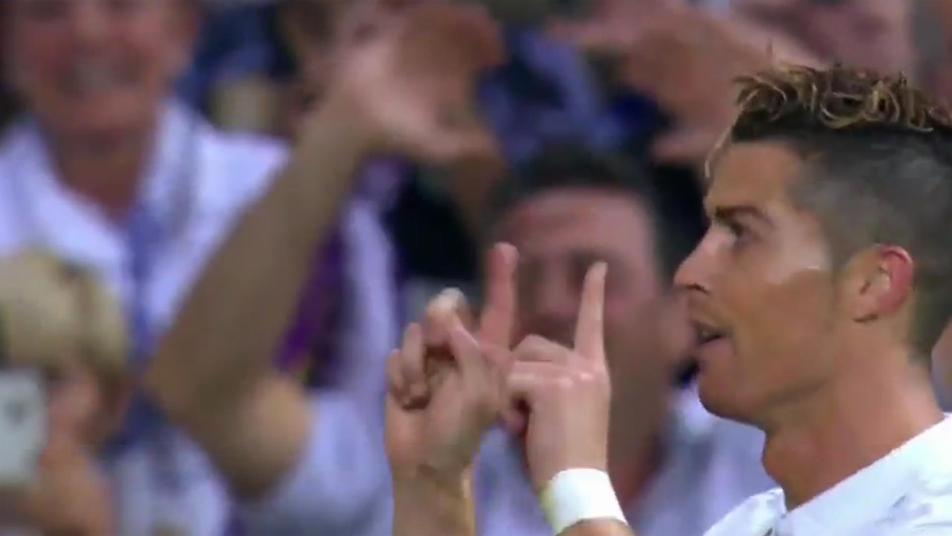 Real Madrid vence 3-0 al Atlético