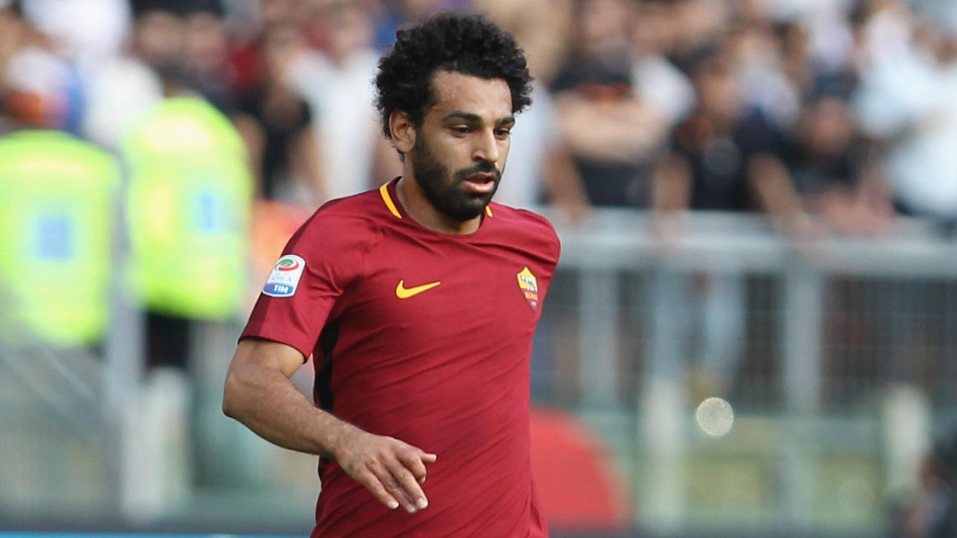 Mohamed Salah Roma