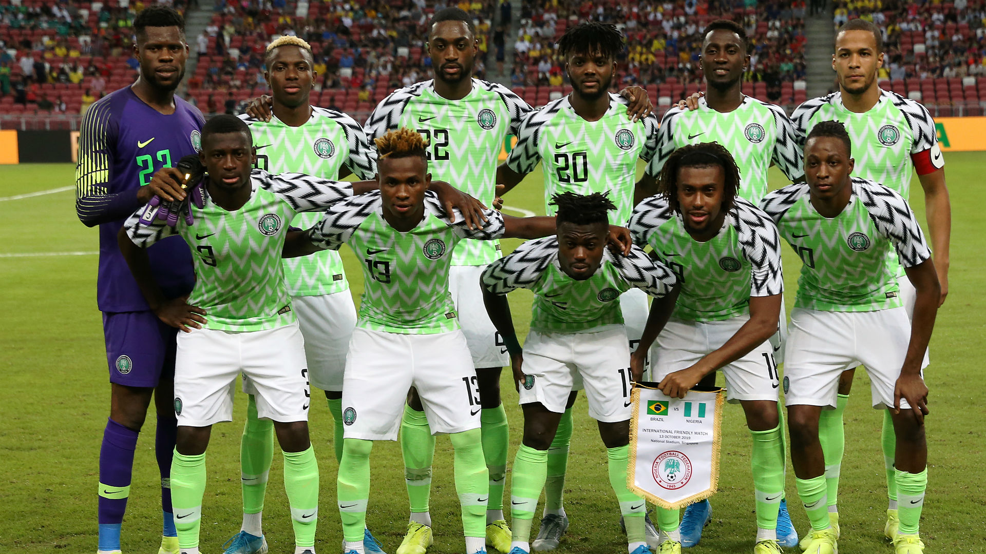 Nigeria vs Benin: Key Battles to look out for