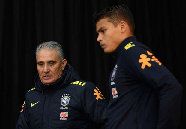 Thiago Silva returns as captain - The Brazil XI to face Argentina revealed