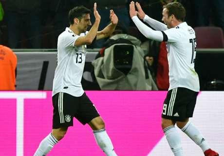 FIFA-Weltrangliste: Deutschland bleibt Erster