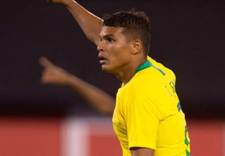 All for one and one for all - Thiago Silva