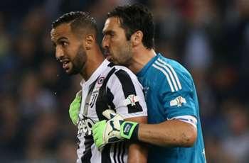 7fc25f0dde4 Juventus  Medhi Benatia pays tribute to departing Gianluigi Buffon