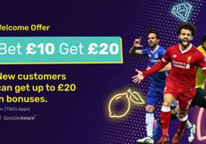 Bet £10, get £20 in new customer offer