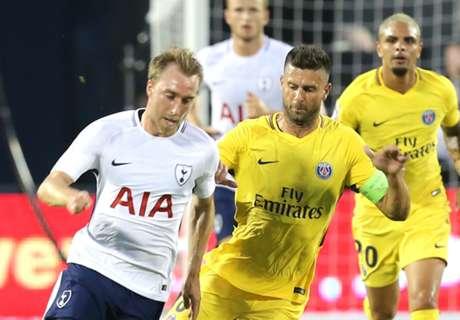 Tottenham finish strong to beat PSG