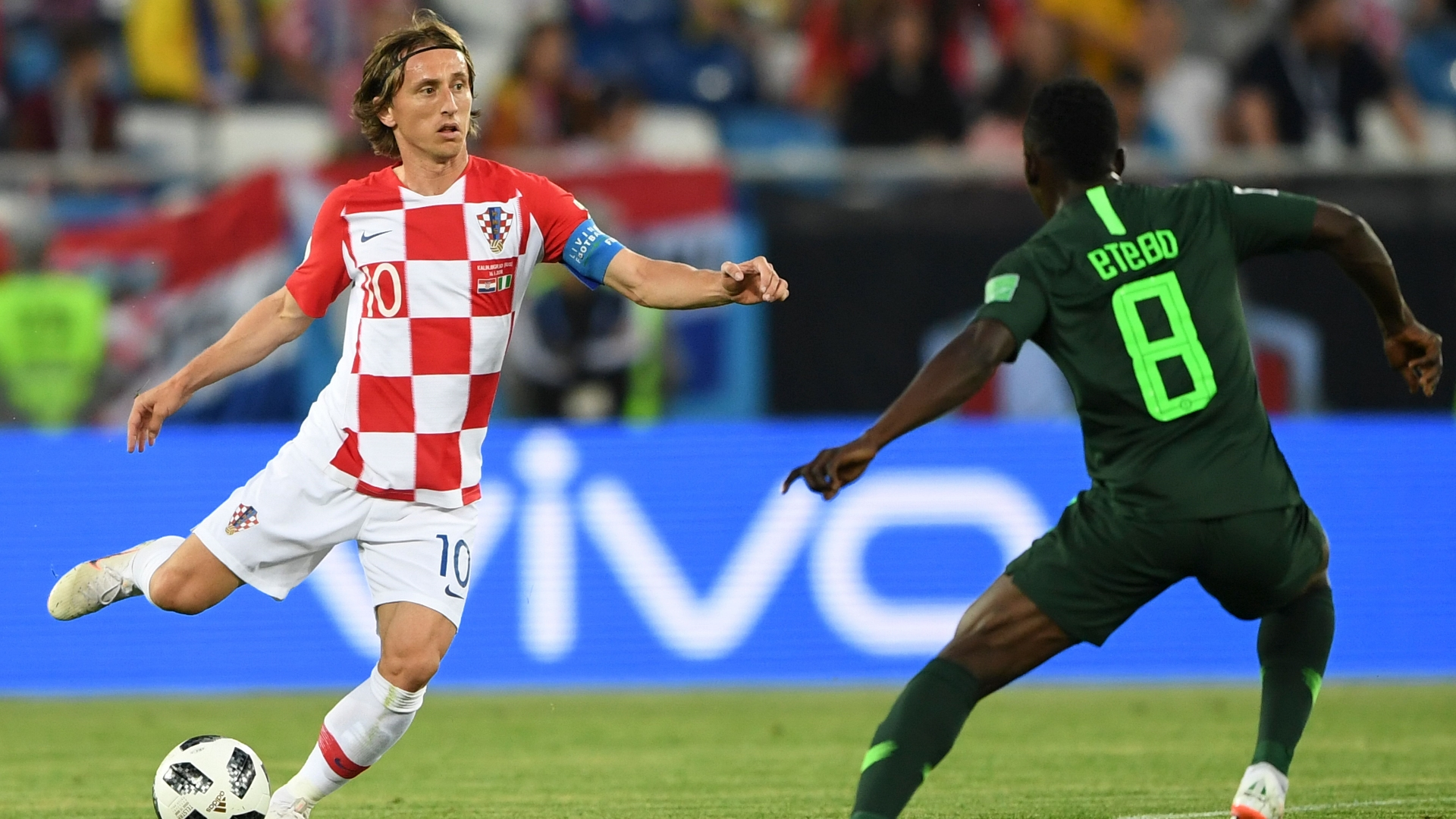 Why Rohr must allow Oghenekaro Etebo to channel his Olympic greatness at the World Cup