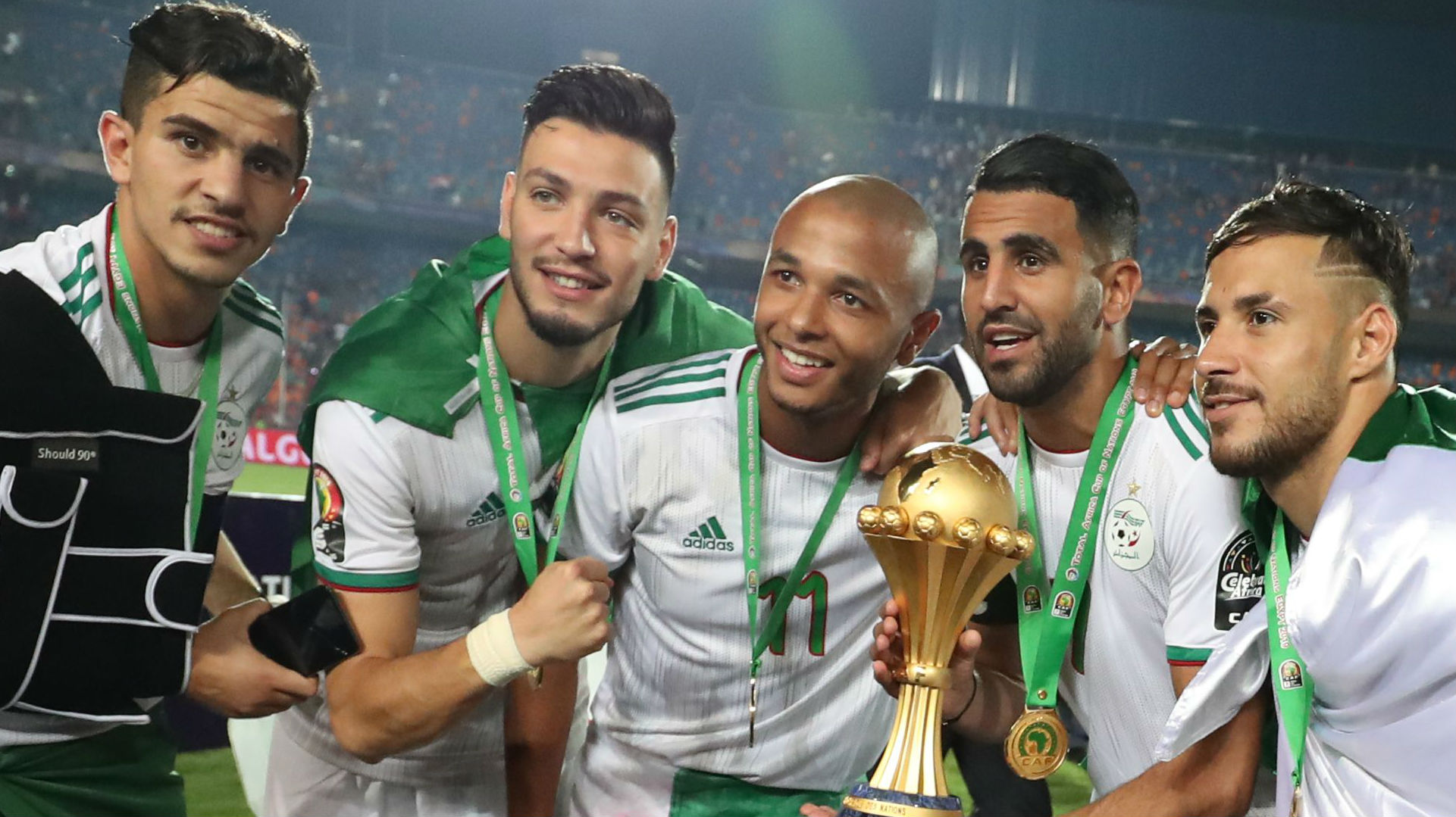 Afcon 2019 EXCLUSIVE: We are yet to realise what we've done  – Algeria star Brahimi