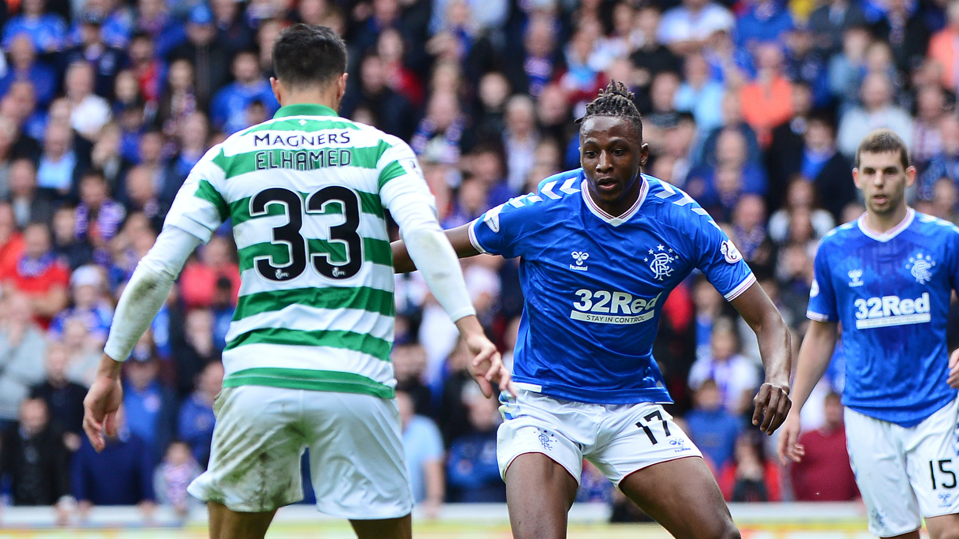 Aribo grabs assist in Rangers comeback win over Livingston