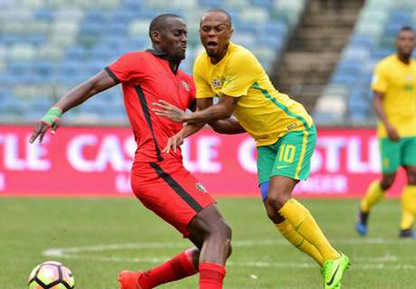 Serero not an option for Spanish club