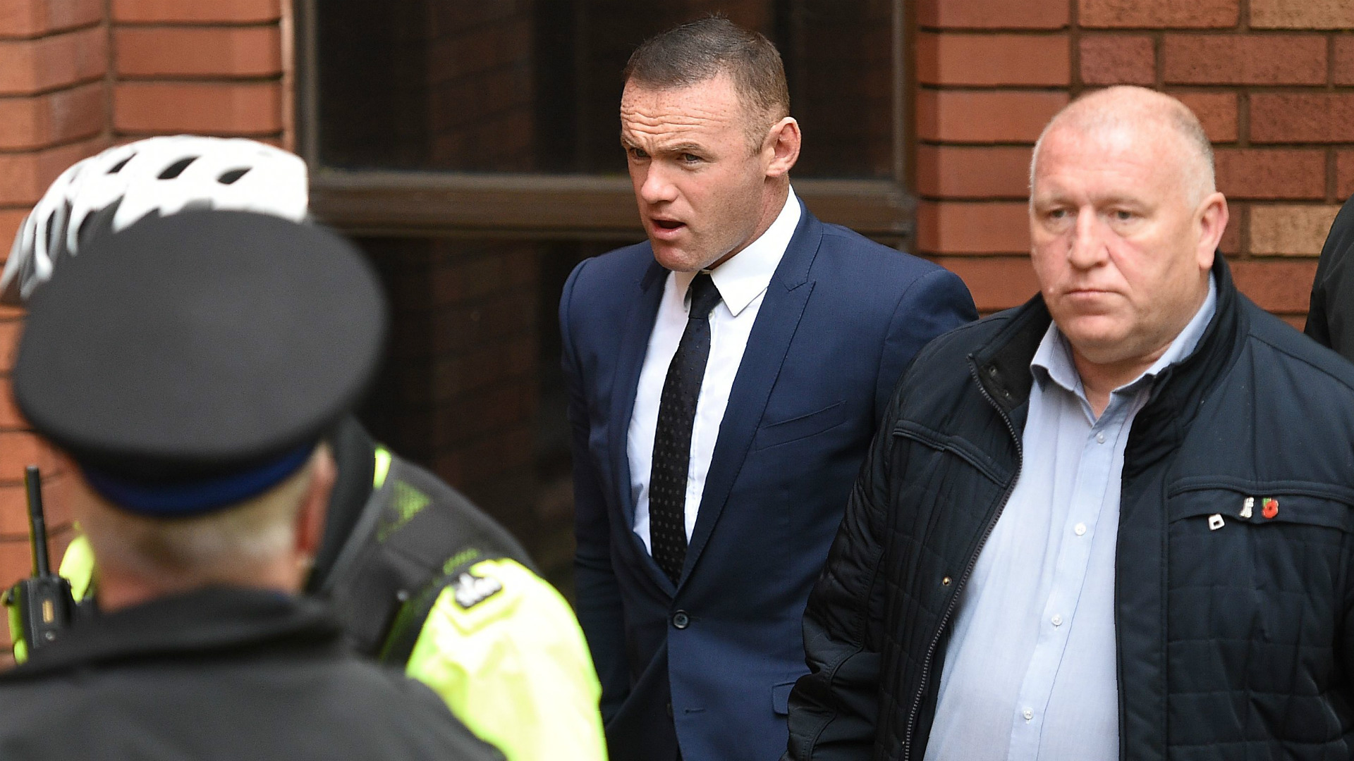 'I've done nothing wrong' says Wayne Rooney car-sharer