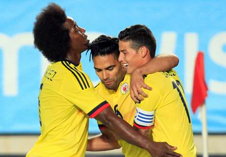 Betting: Cameroon vs Colombia