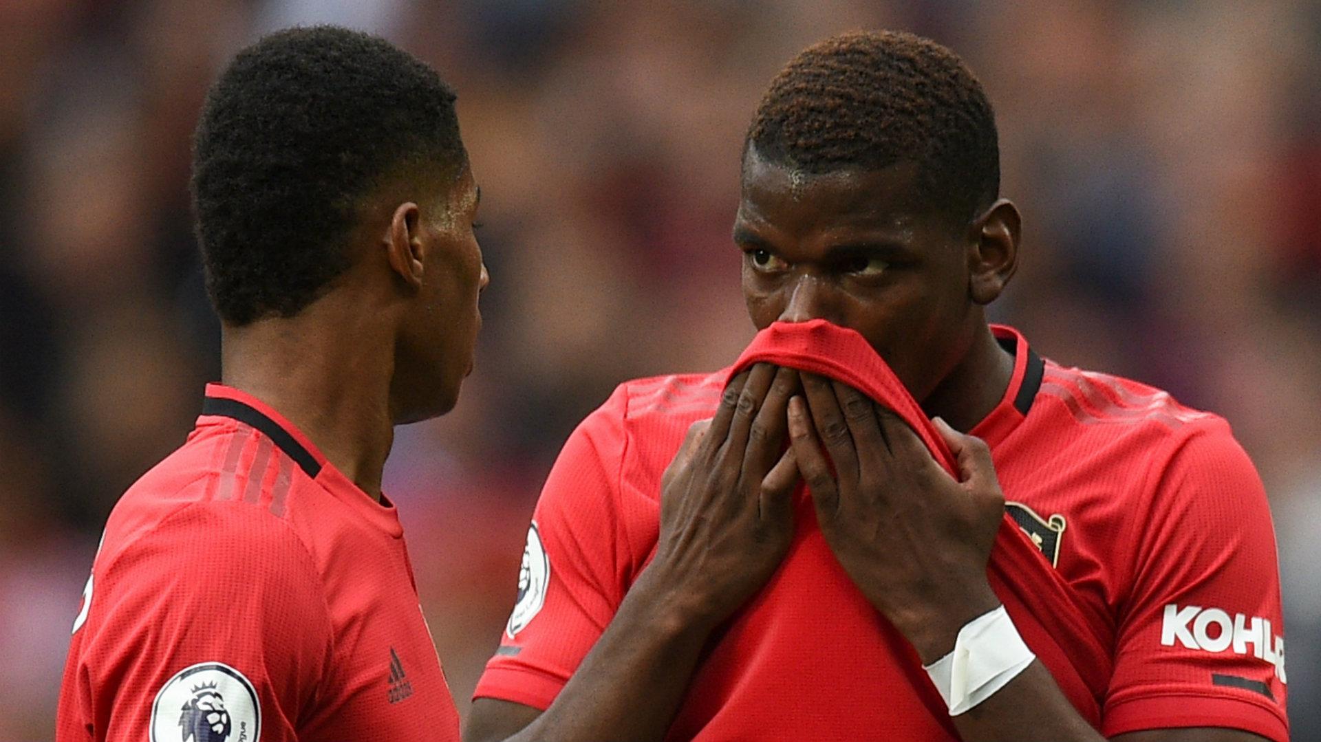 Bolt urges Man Utd to build team around Pogba & Rashford to return to the top