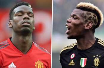 Why Pogba has struggled to reach Juventus heights at Man Utd