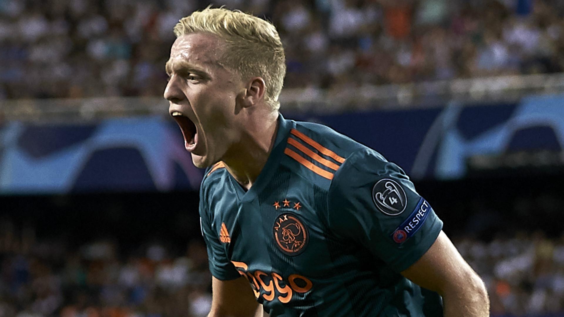 Transferts, Van De Beek écarte tout départ au Real Madrid en janvier