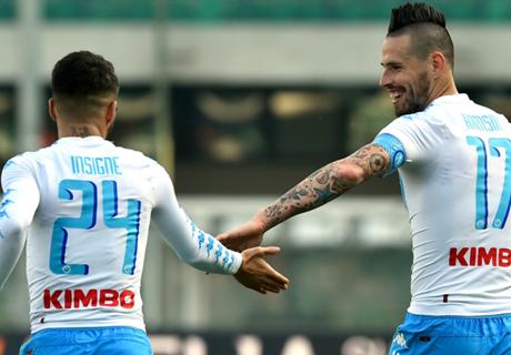 Serie A: Chievo 1-3 Napoli