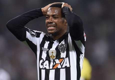 Robinho, condenado a nueve años de prisión por agresión sexual