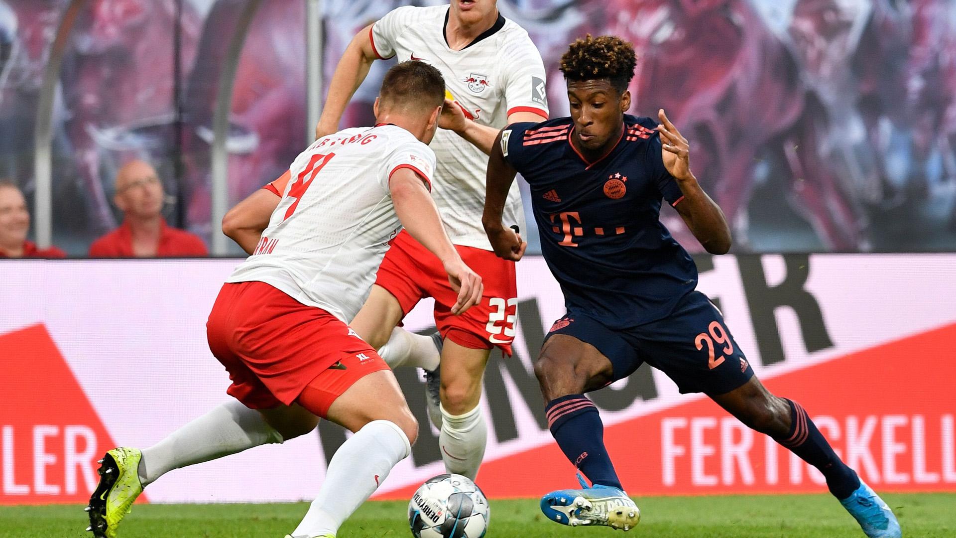 Bundesliga - Le Bayern Munich cale à Leipzig (1-1), qui reste leader du championnat