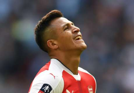 RUMOURS: Wenger firm on £70m Alexis