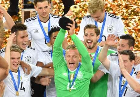 صور | أبرز لحظات نهائي كأس القارات