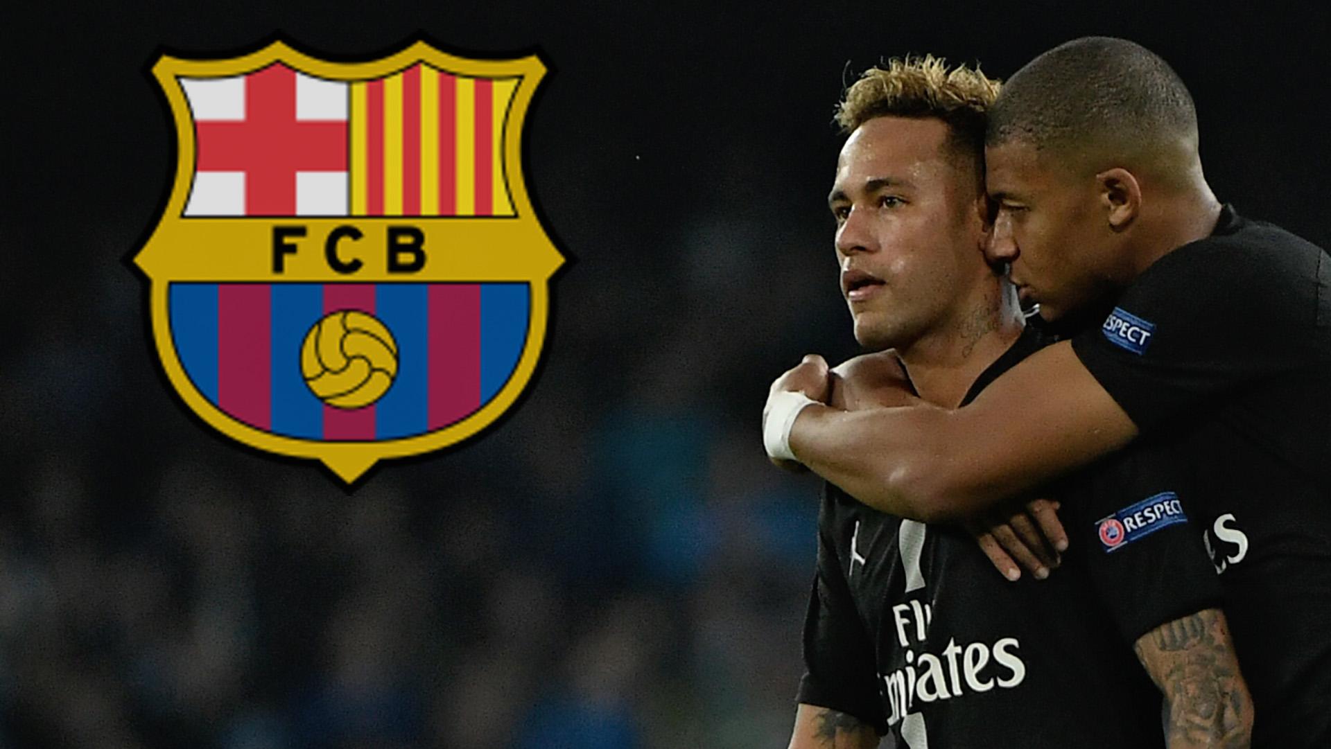 Neymar told by Barcelona star Alena that Camp Nou door is always open