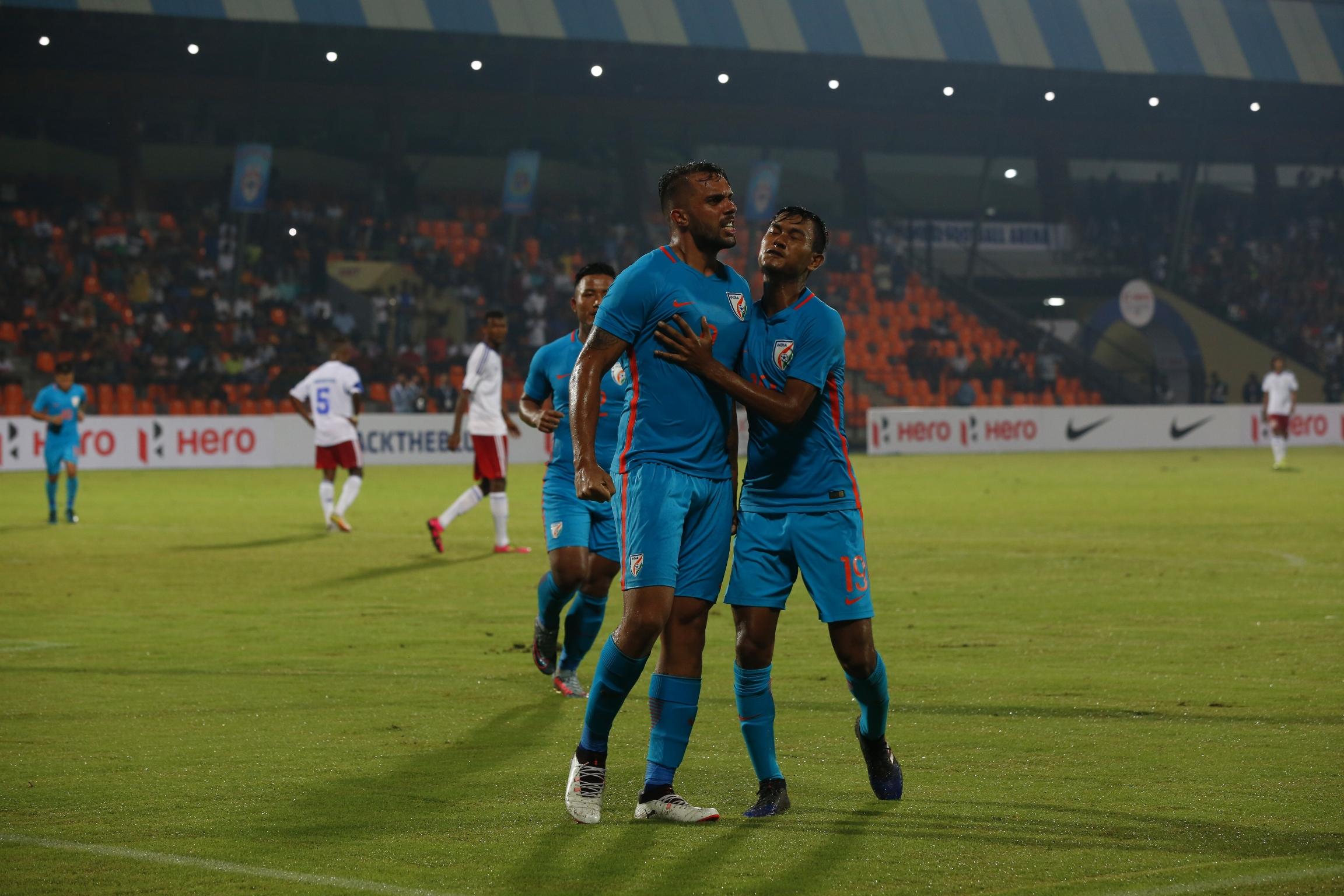 India Mauritius 3