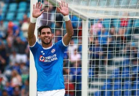 El goleador que llegaría a Monterrey