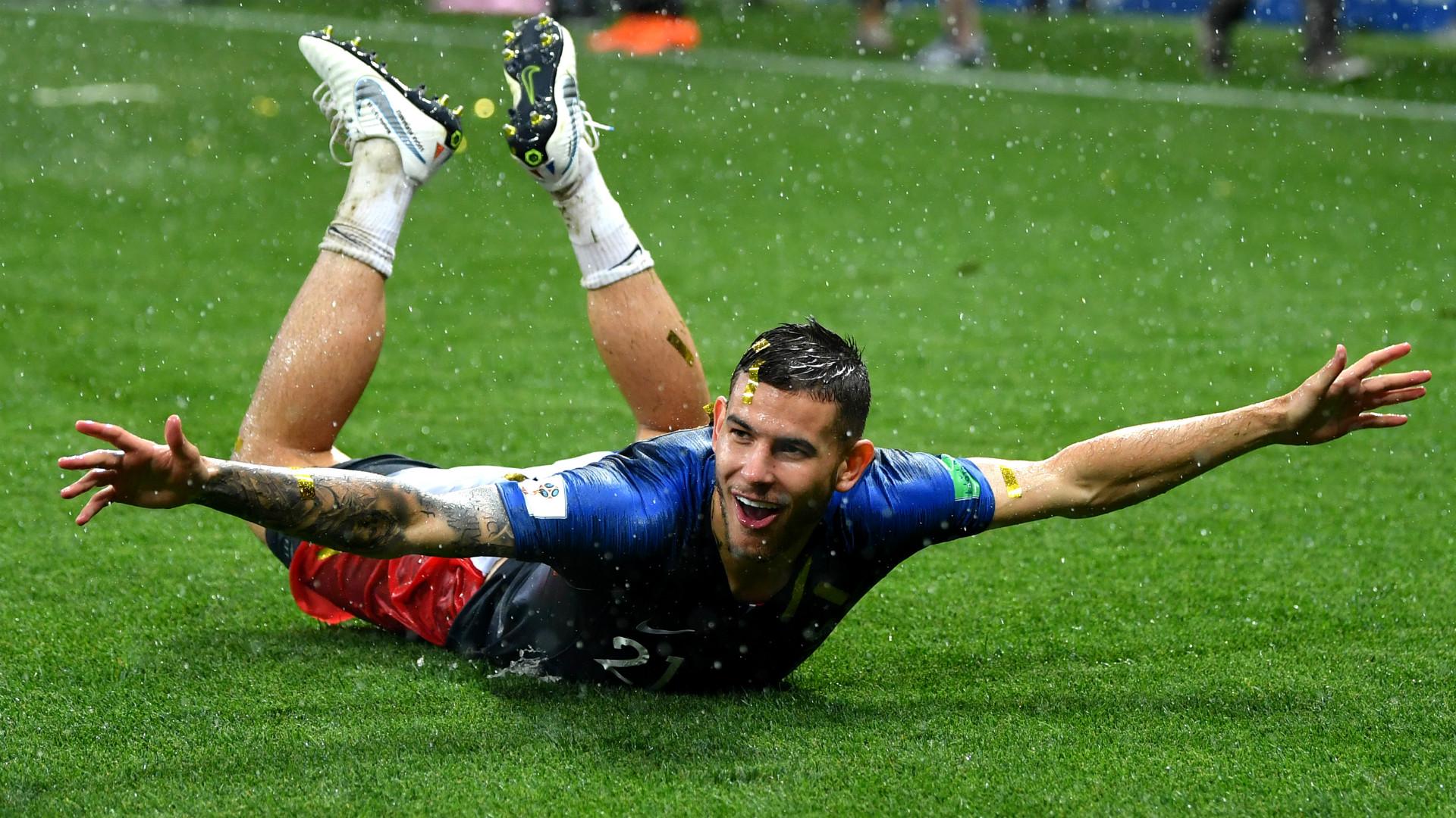 """Bleus - Lucas Hernandez : """"Se qualifier pour aller le plus loin possible à l'Euro"""""""