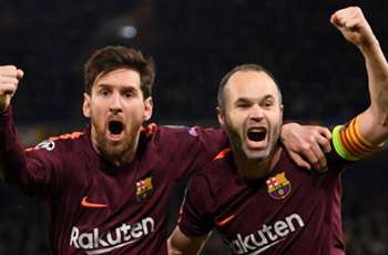 Messi to sit out Iniesta Barcelona send off, Valverde confirms