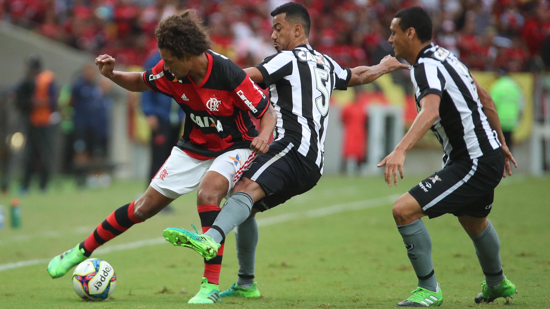Arão Flamengo x Botafogo Carioca 23 04 17