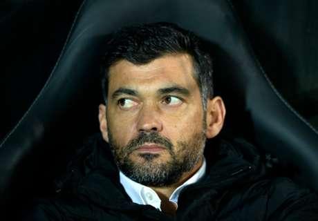 Conceicao confirmed as Porto coach