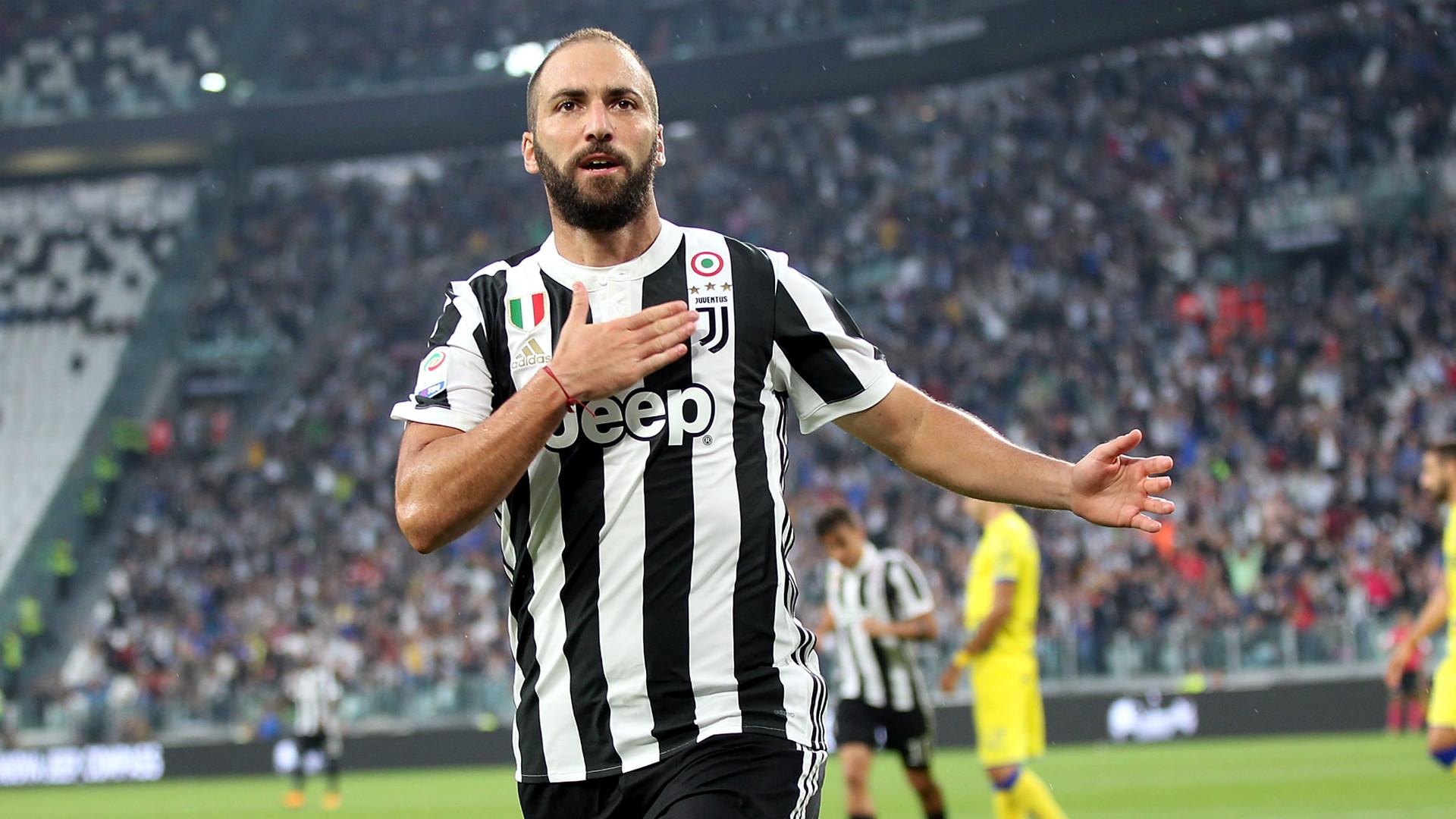 Juventus striker Gonzalo Higuain admits to modelling game on