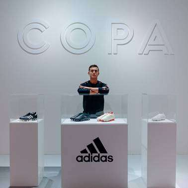 online store 5ca0f f4422 Paulo Dybala launches adidas Copa 19+