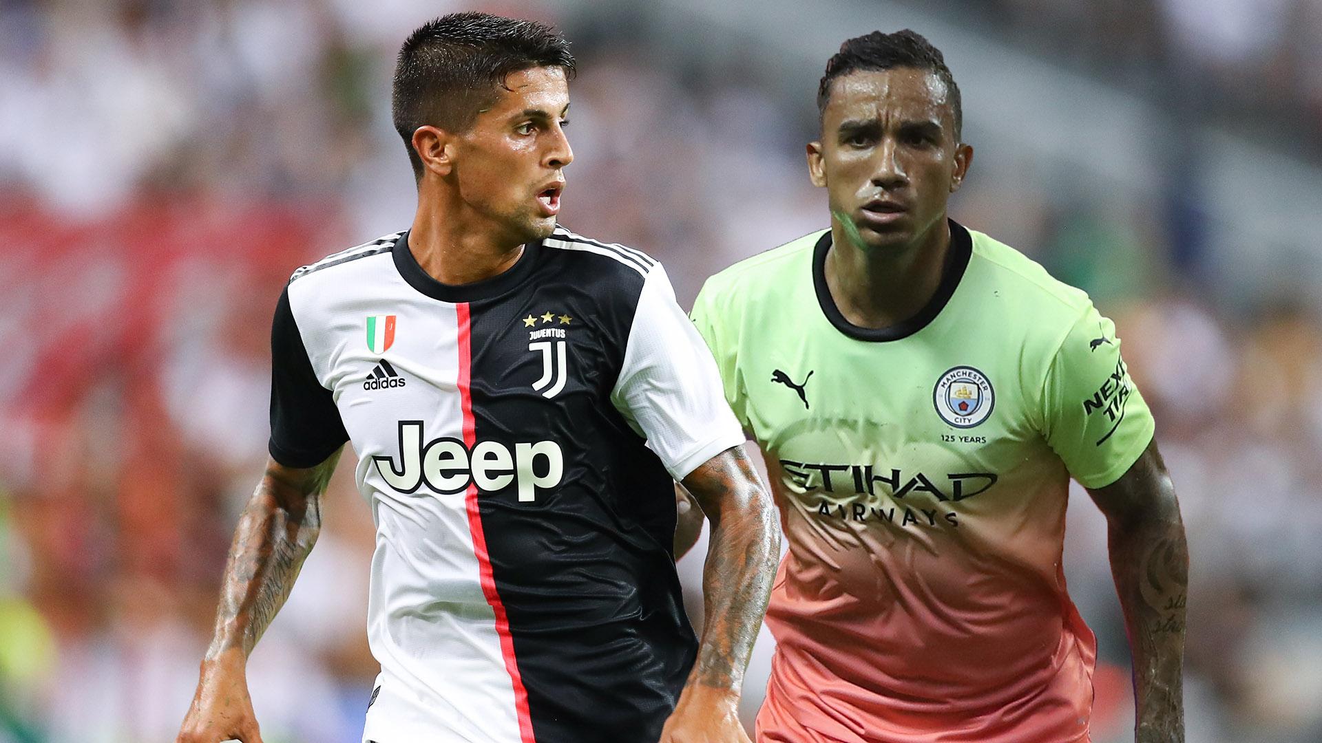 Manchester City et la Juventus confirment l'échange Cancelo-Danilo !