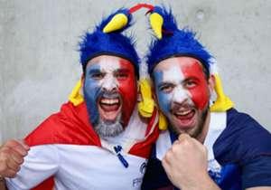 Frankreich dreht das Spiel gegen Irland, die DFB-Elf marschiert und Belgien setzt Ungarn matt - Goal hat die Bilder des EM-Tages für Euch!