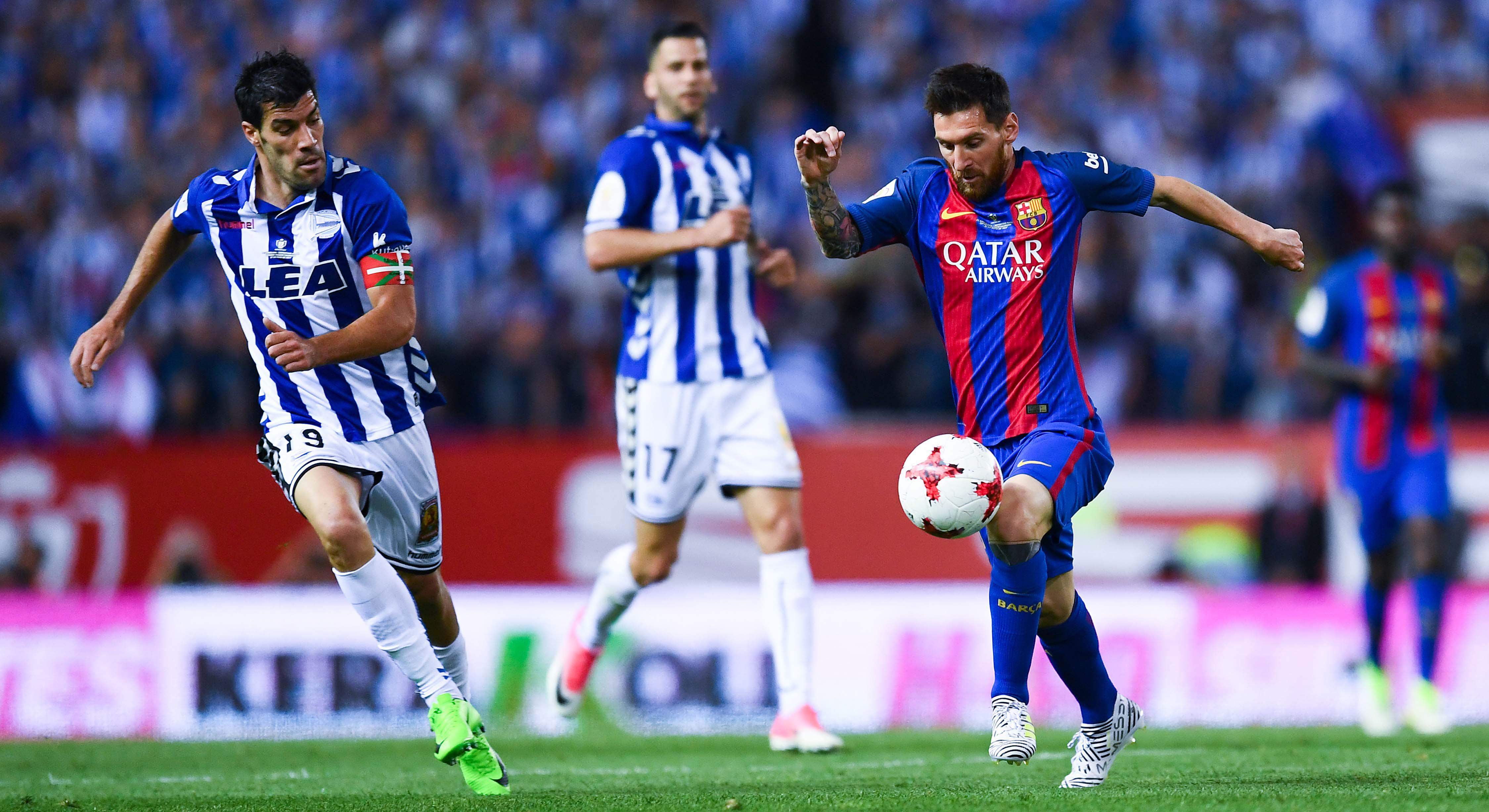 Ini Sepatu Baru Andalan Lionel Messi Di Final Copa Del Rey Goal