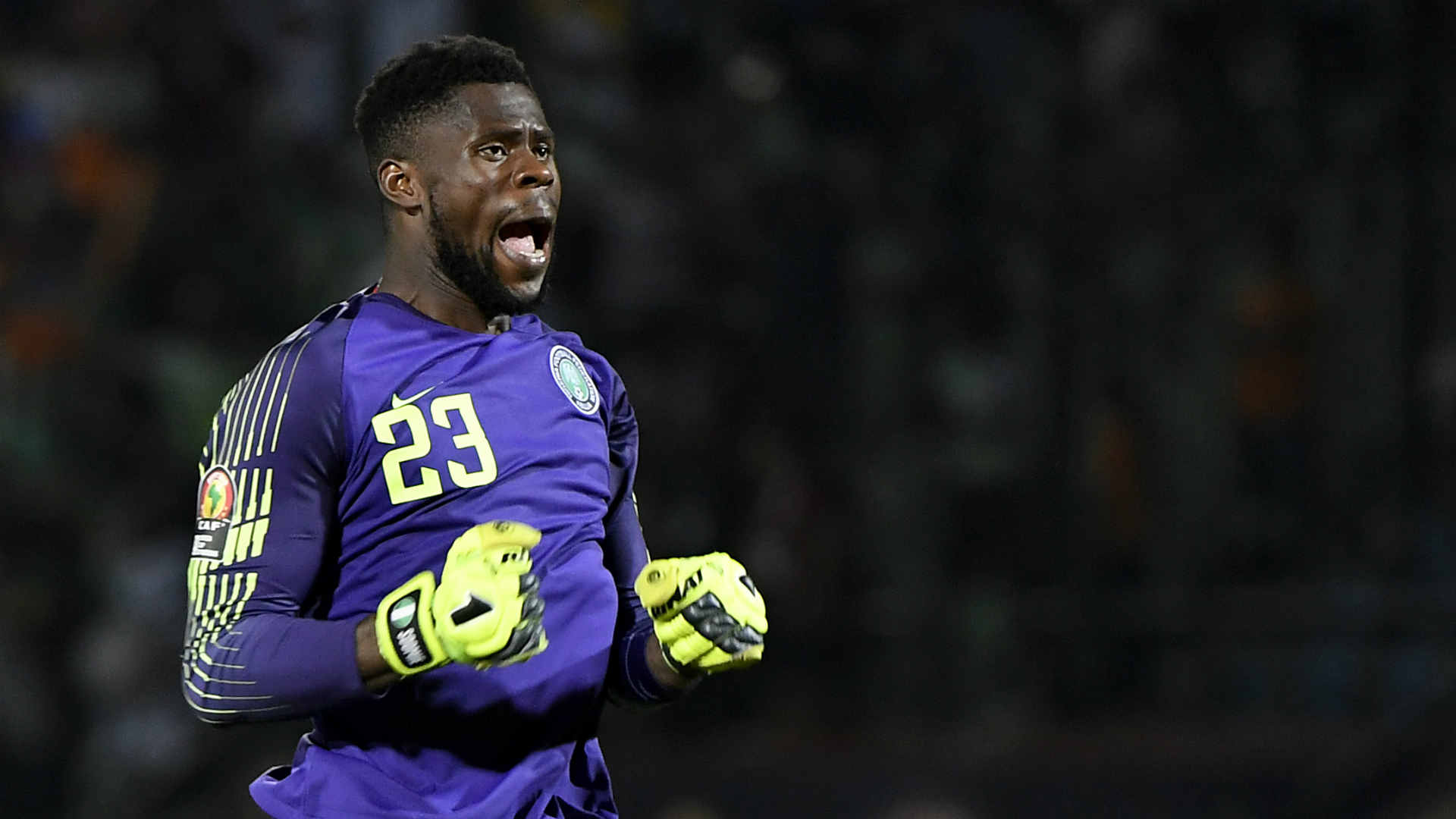 Nigeria goalkeeper Uzoho grateful after successful knee surgery