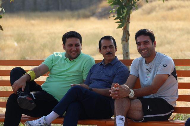 Iran coach