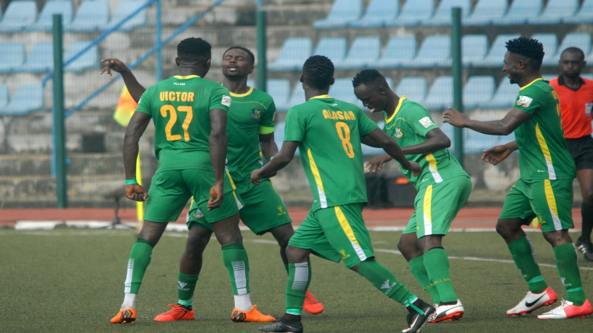 CafCC: Kano Pillars coach Musa: We have a better chance of eliminating Kotoko