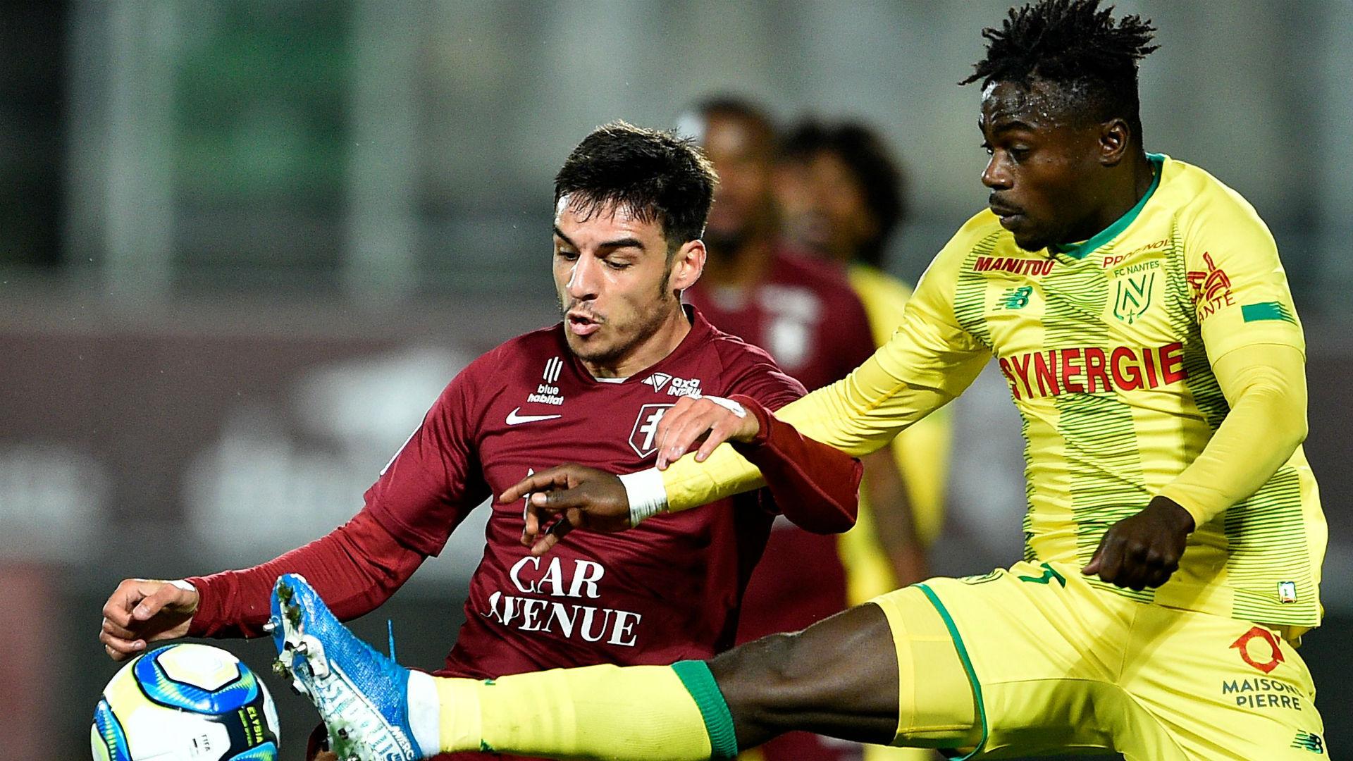 Lille et Nantes lâchent du lest... Le résumé de la soirée en Ligue 1
