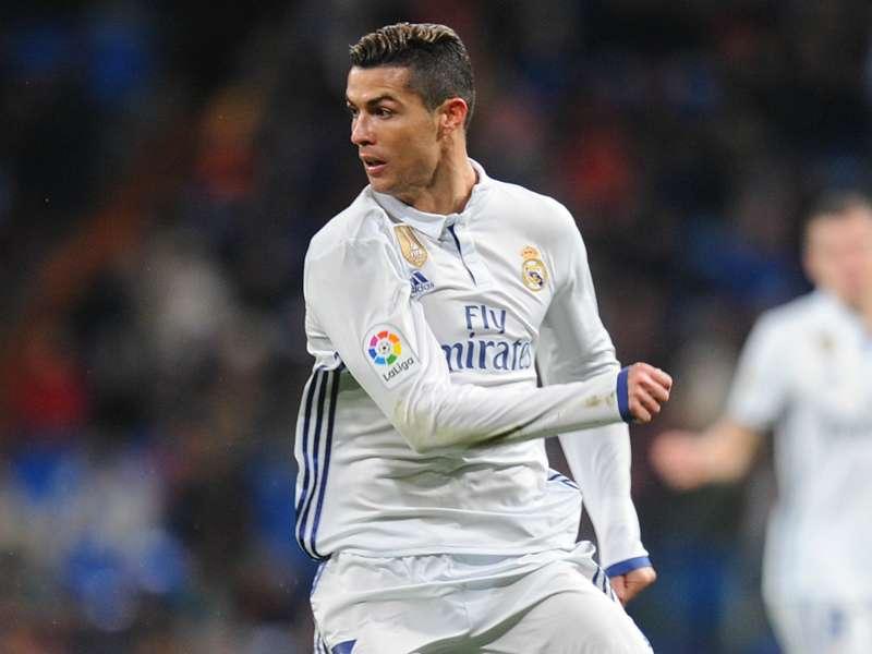Zinedine Zidane Bela Performa Buruk Cristiano Ronaldo
