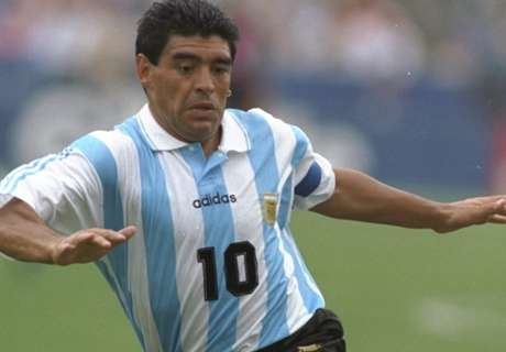 FIFA 18 mét Diego Maradona