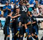 Earthquakes clinch final MLS playoff spot