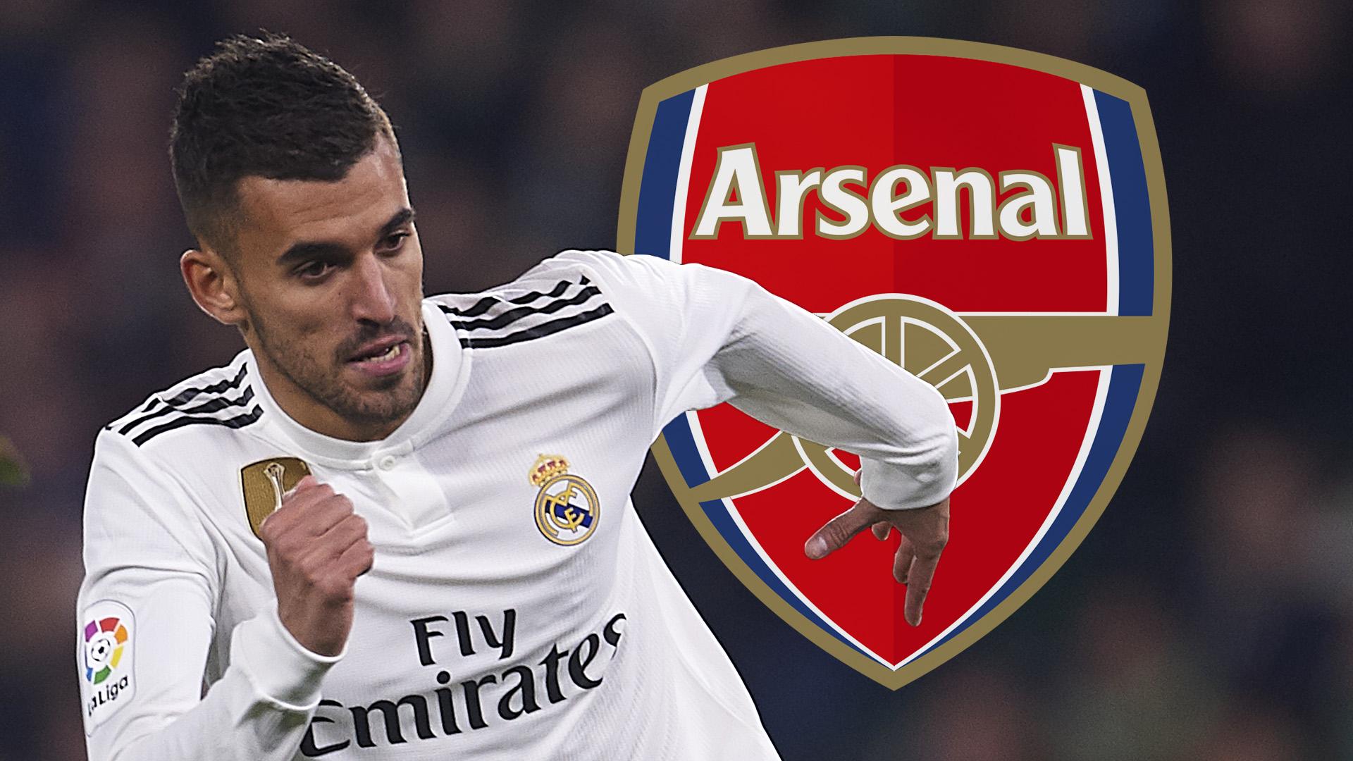 Arsenal officialise le prêt de Dani Ceballos (Real Madrid)