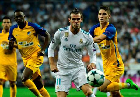 Bale krijgt fluitconcert in Bernabéu