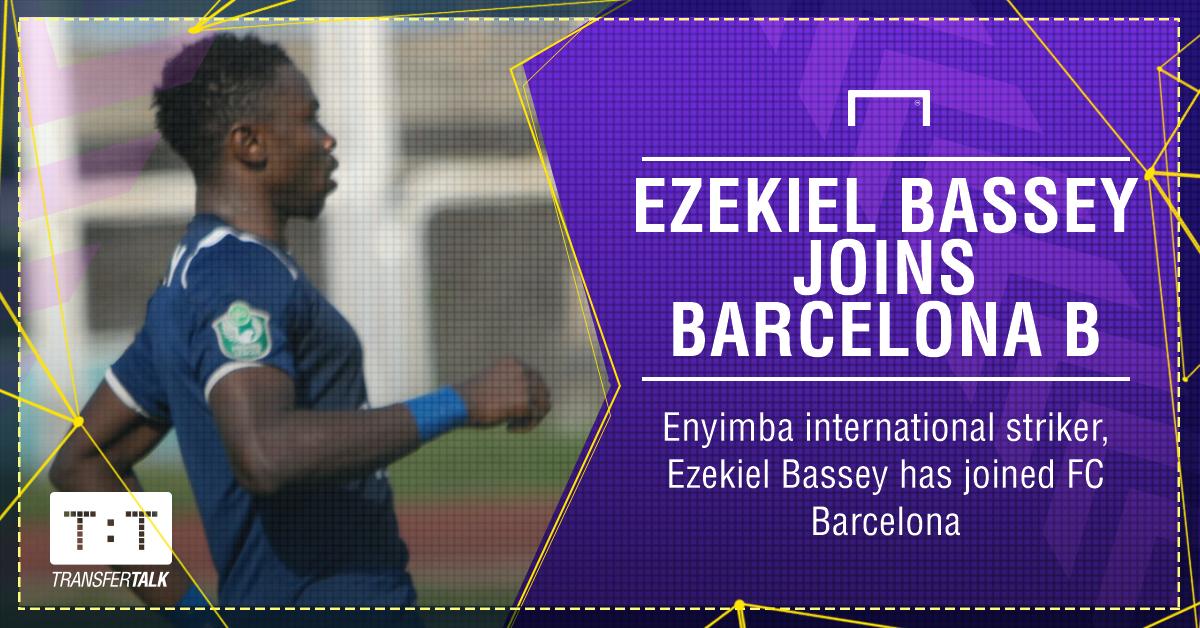 PS Ezekiel Bassey