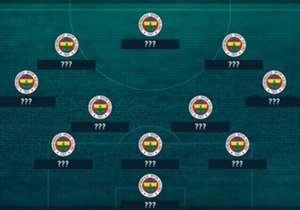 Fenerbahçe tarihinin en pahalı transferlerinden oluşan 11'le karşınızdayız...