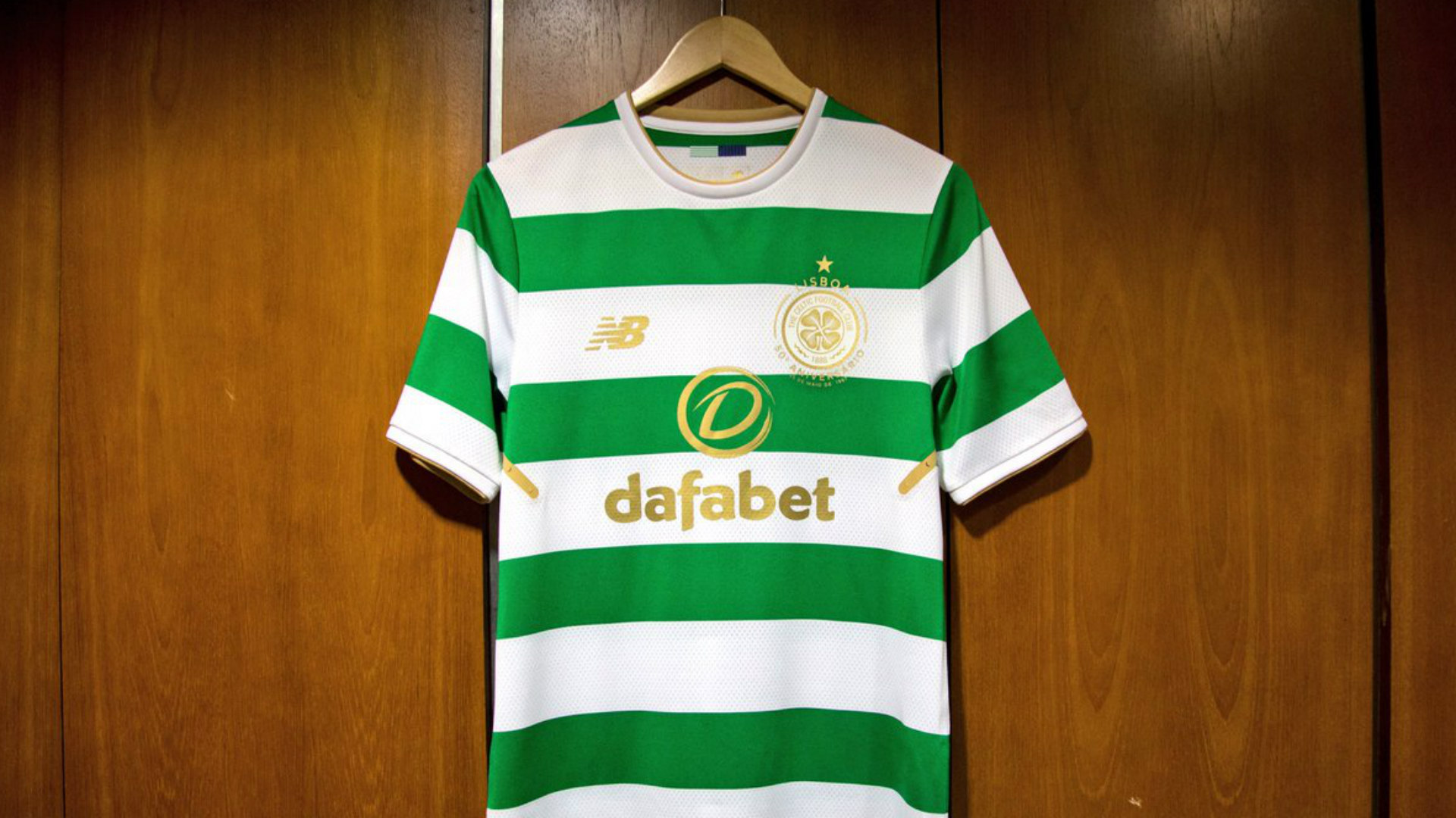 Celtic home kit 17-18