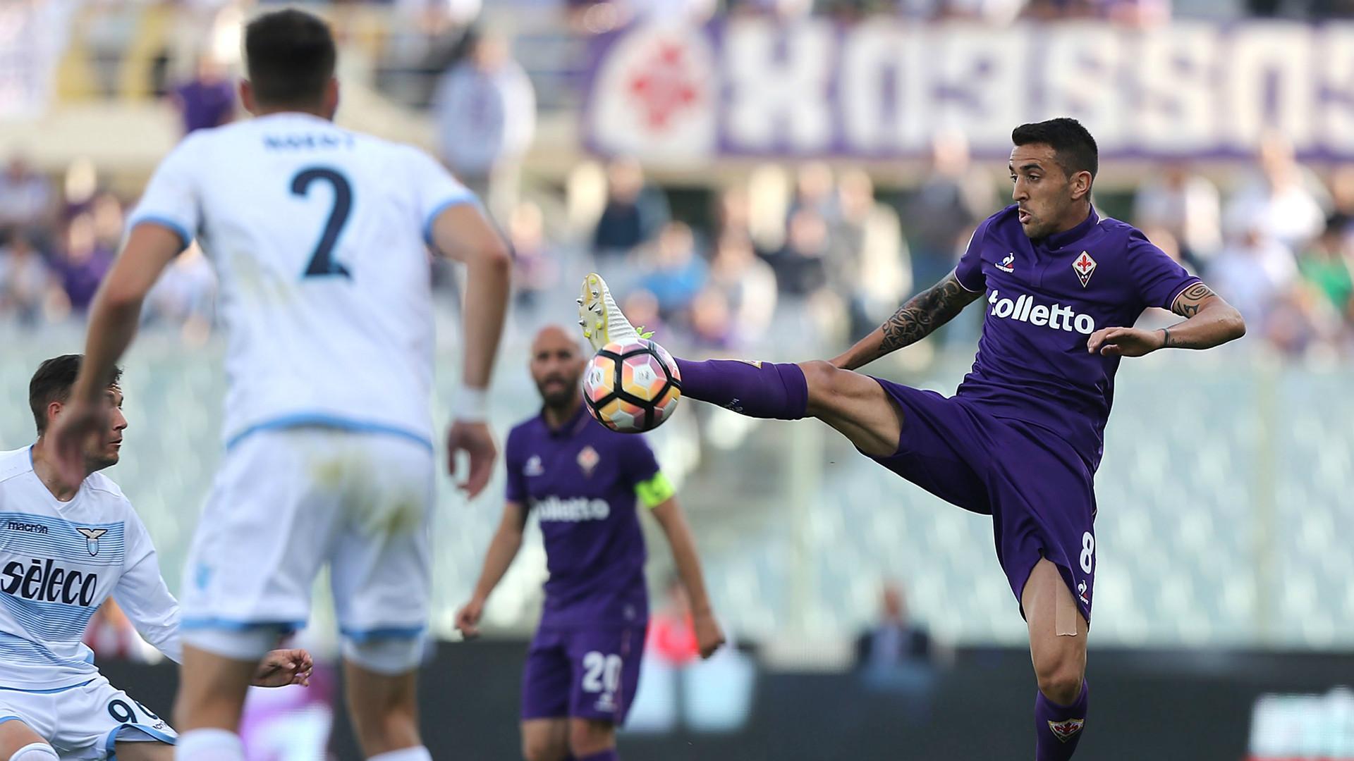 Matias Vecino Fiorentina Lazio Serie A