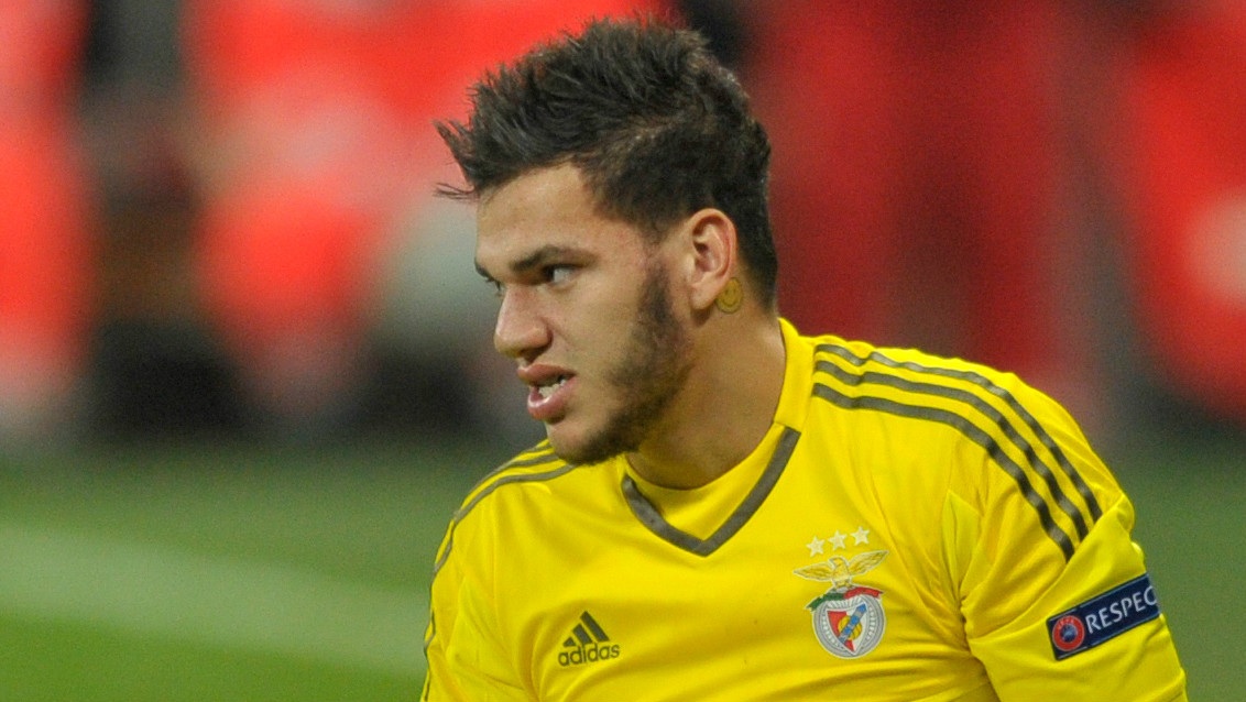 Ederson set to leave Benfica for Manchester City