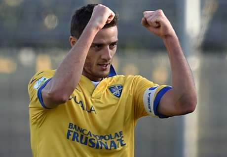 Serie B - Big match al Frosinone, SPAL ko